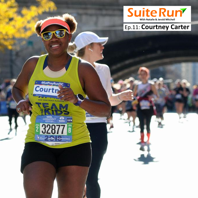 11 | Washington D.C. with Courtney Carter: Running In The Nation's Capitol