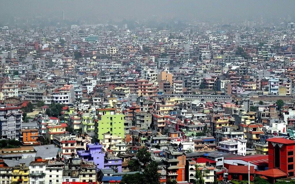 Kathhmandu City
