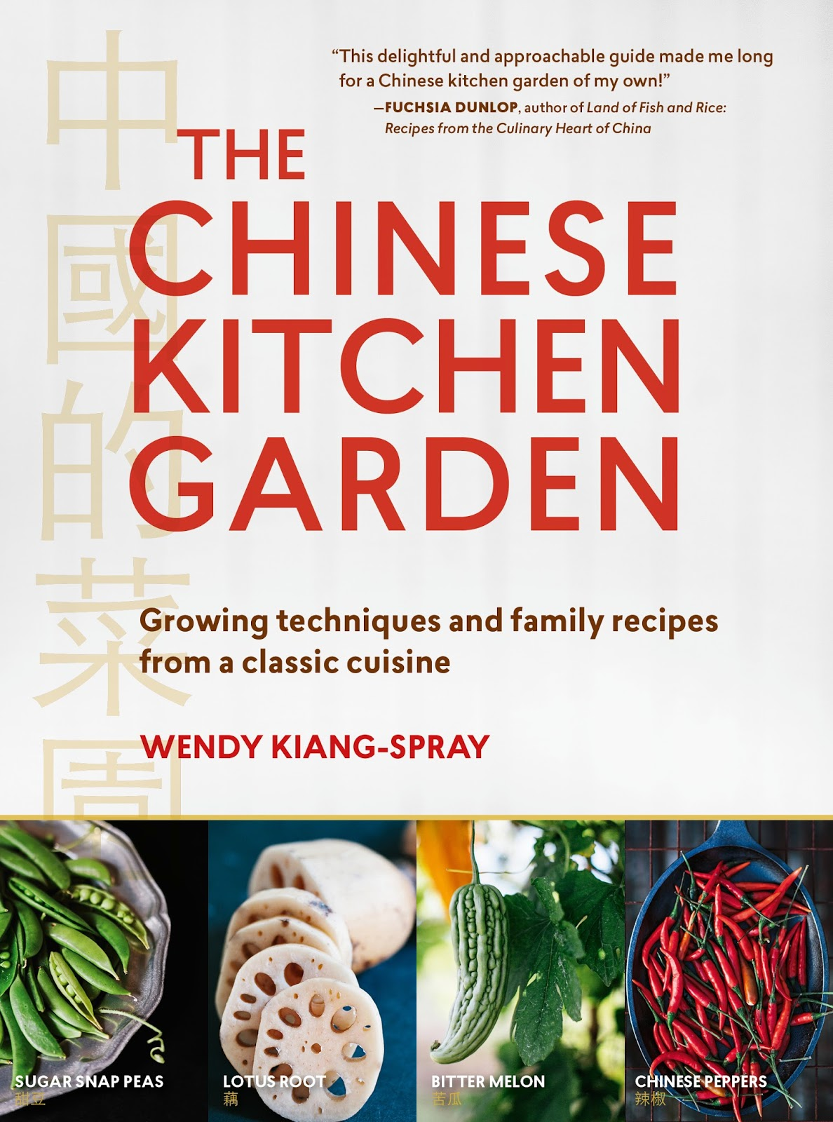 greenish thumb chinese kitchen garden book review