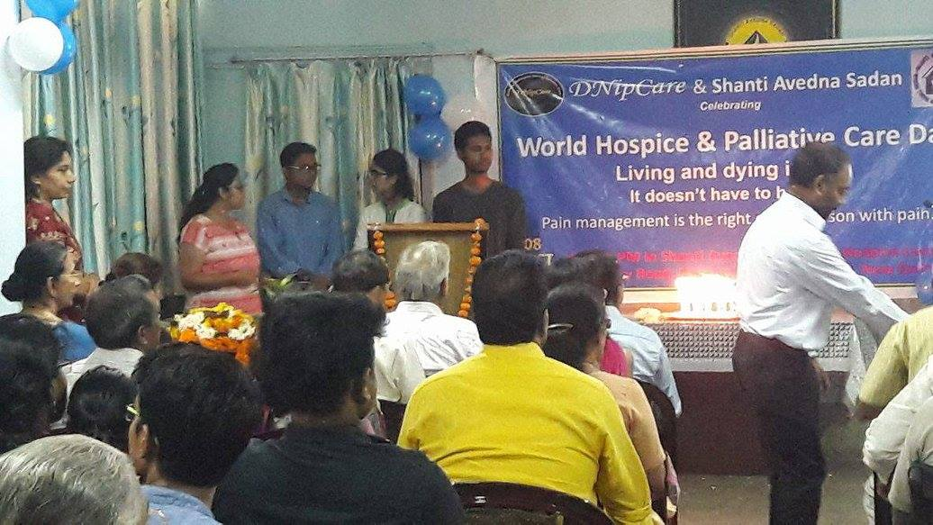 World Hospice and Palliative Care Day Wishes Unique Image