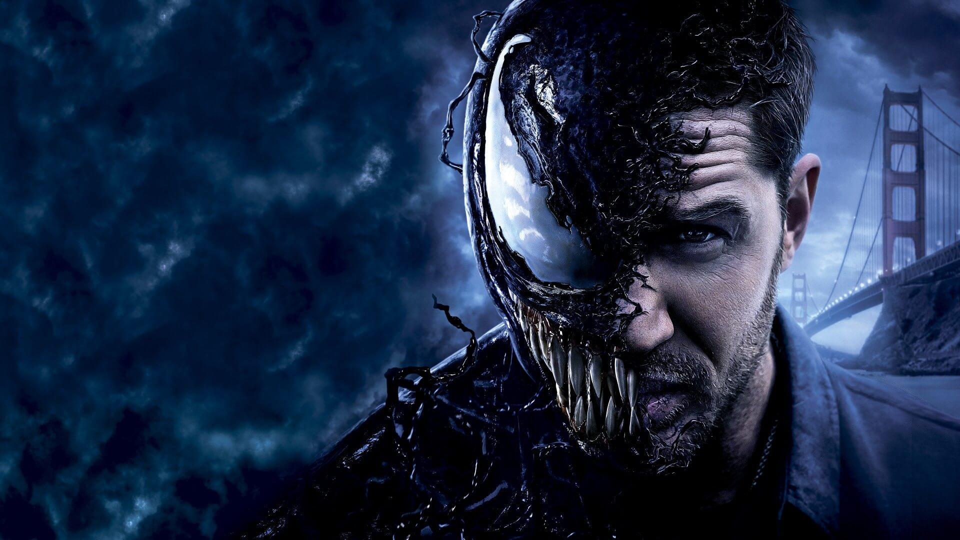 Venom já está disponível no telecine