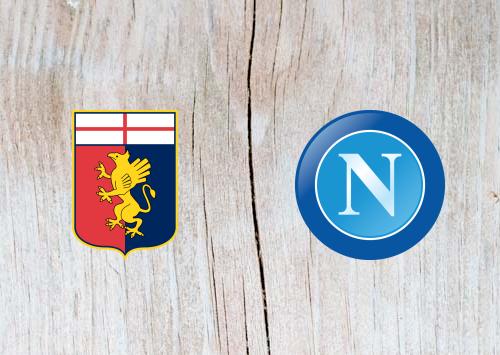 Genoa vs Napoli Full Match & Highlights 10 November 2018