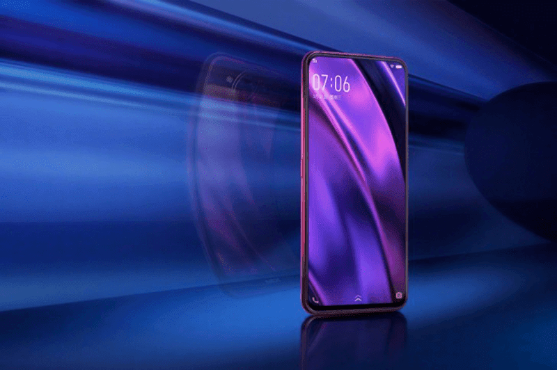 The Vivo NEX 2 has 10GB of RAM