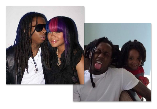 How Many Kids And Baby Mamas Does Lil Wayne Have? - Empire BBK