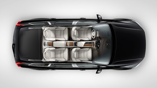 Volvo XC90 Excellence at the Geneva Motor Show