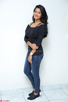 Deepthi Shetty looks super cute in off shoulder top and jeans ~  Exclusive 98.JPG