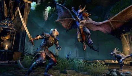 Elder Scrolls Online Has A Better Combat System