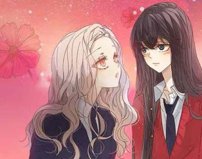 Baca Webtoon Revenge Girl Full Episode