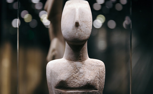 Cycladic Society: 5000 Years Ago' at the Museum of Cycladic Art, Athens