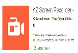 AZ SCREEN RECORDER PC AND MOBILE