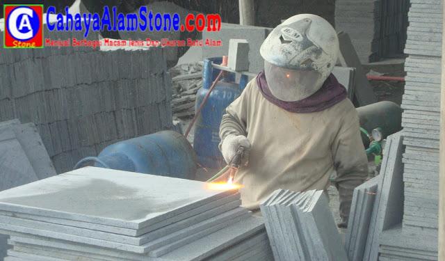 Jual Batu Alam Andesit Murah Dengan Harga Grosir Pabrik