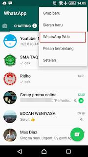Memasang WhatsApp di Komputer