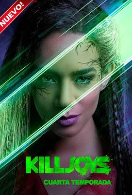 Killjoys (TV Series) S04 DVD R1 NTSC Sub 2xDVD5