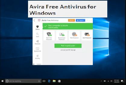 تحميل مكافح الفيروسات avira افيرا عربي كامل تنزيل برابط مباشر للكمبيور - Download Avira Free Antivirus