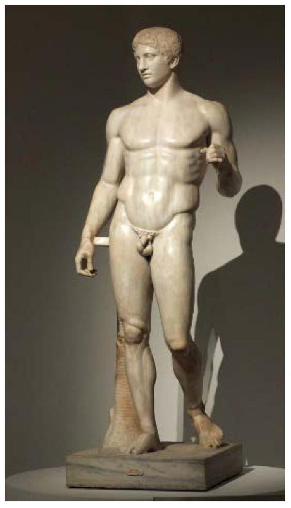 escultura de Doríforo de Policleto