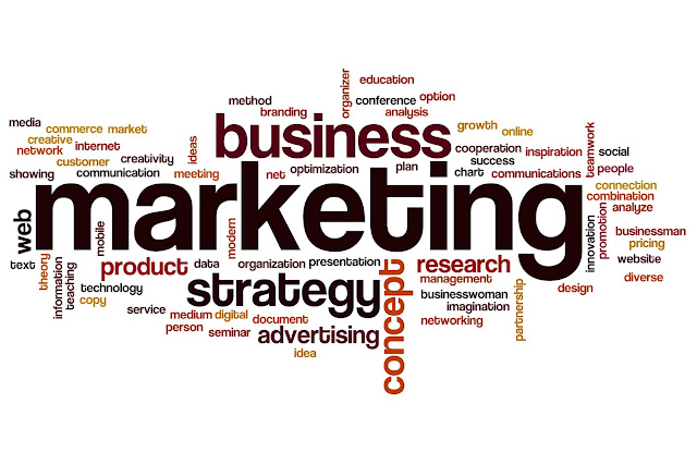strategi marketing