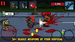 Zombie Age 3 MOD Apk 1.3.5 For Android