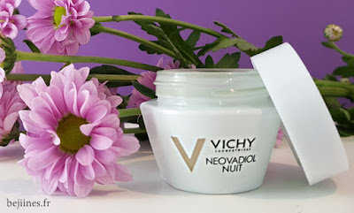 7 produits été - NewPharma vichy neovadiol nuit