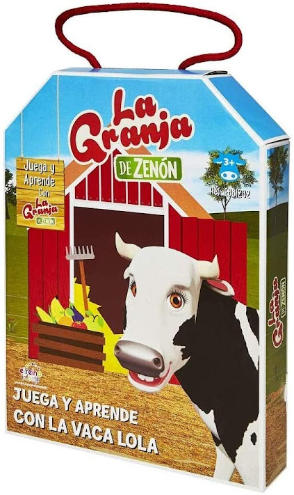 puzzle - granja - zenón - vaca - lola - vacaslecheras.net