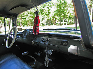 sedan delivery, 1957 chevy, 1957 chevrolet, ansen wheels, gasser, 1967 corvette, 1957 chevy power steering, muncie m20, 327 l79,