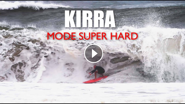 Kirra MODE SUPER HARD - CYCLONE UESI 2020 GOLD COAST