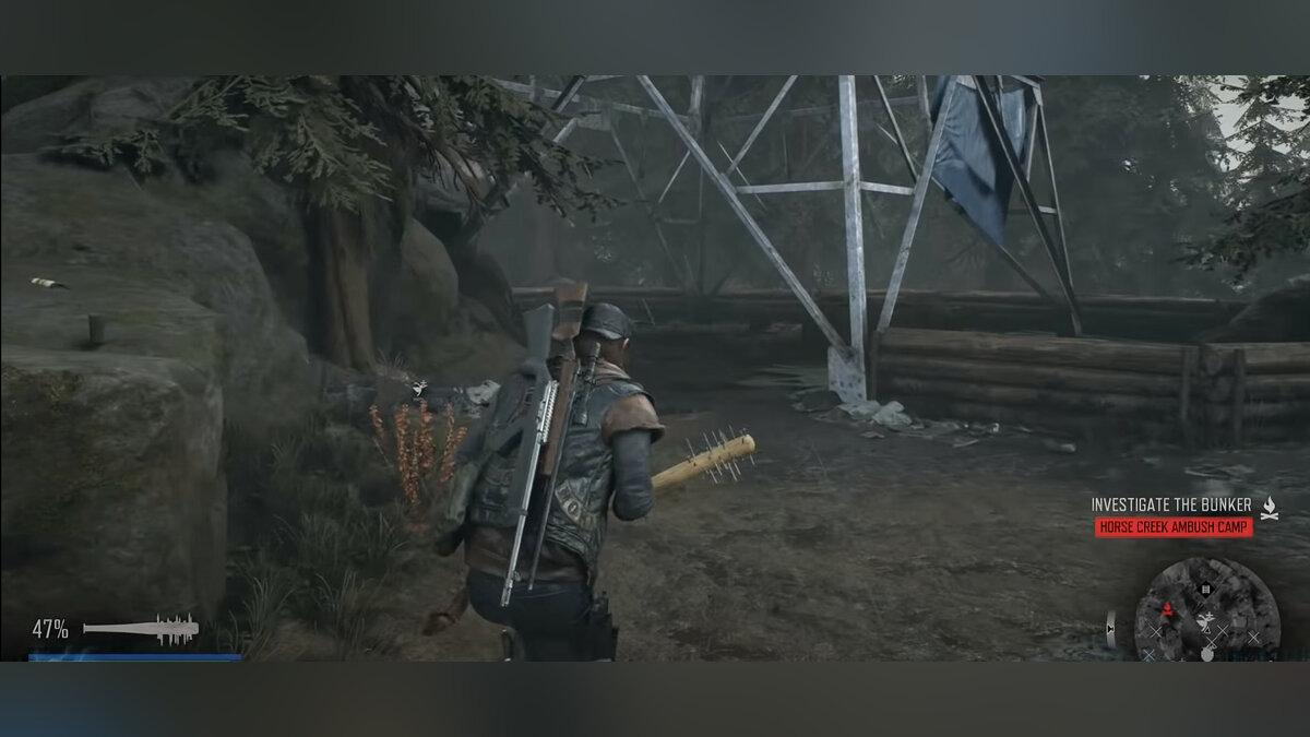 Horse Creek Ambush Camp