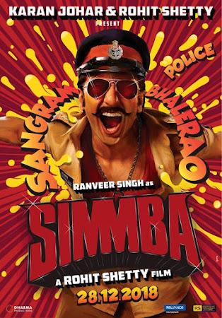 Simmba (2018) Movie Poster