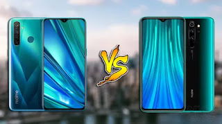 Realme 5 Pro Vs Redmi Note 8 Pro - What Is The Difference?