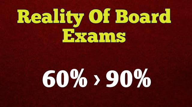 reality of board exam