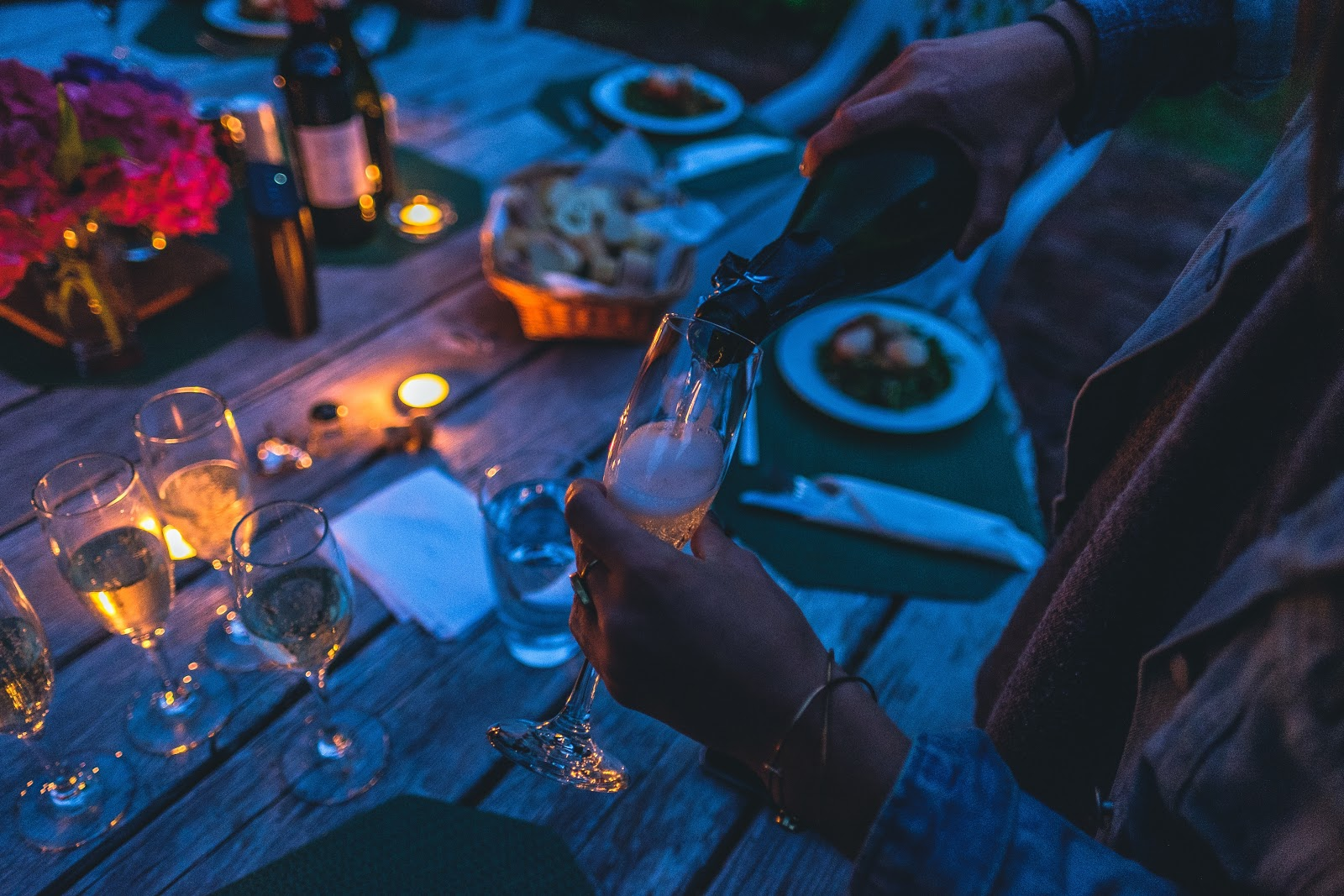 , Entertaining:  How to Host an Autumn Dinner Party on a Budget