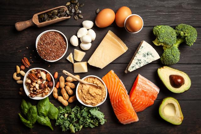 Makanan Yang Perlu Anda Ketahui Untuk Menyukseskan Diet Keto