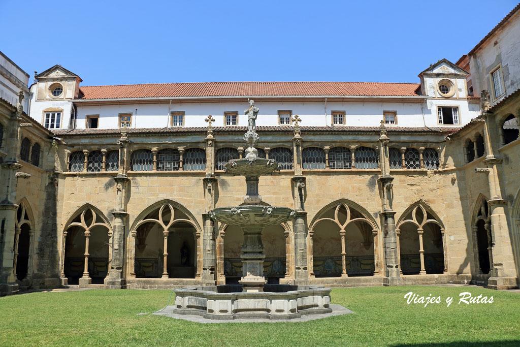 Claustro del Monasterio de Santa Cruz, Coimbra