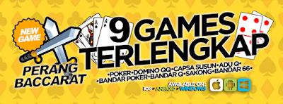 2 Situs Domino QQ Resmi Indonesia yang Tidak Pernah Sepi Peminat