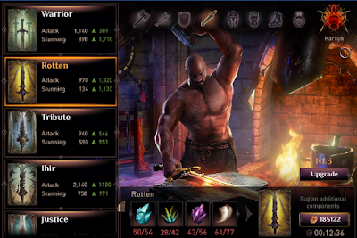 Lords of the Fallen Mod v1.1.3 Apk + Data For Android Terbaru