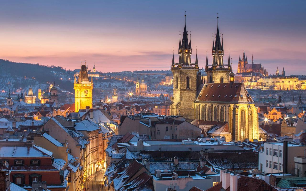6. Castelo de Praga (República Checa)