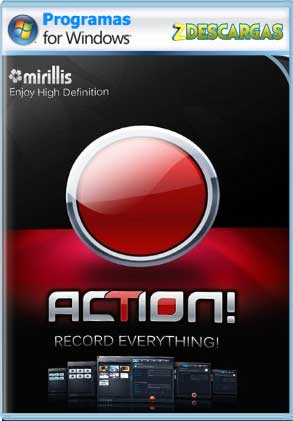Mirillis Action! (Última versión) 2020 Full Español [Mega]
