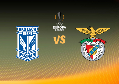 Lech Poznań vs Benfica  Resumen