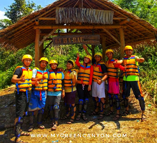 basecamp body rafting green canyon
