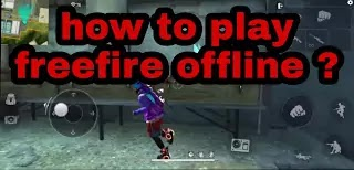 How to play ff ofline