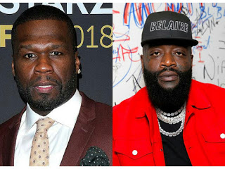50 Cent and Rick Ross beef and diss