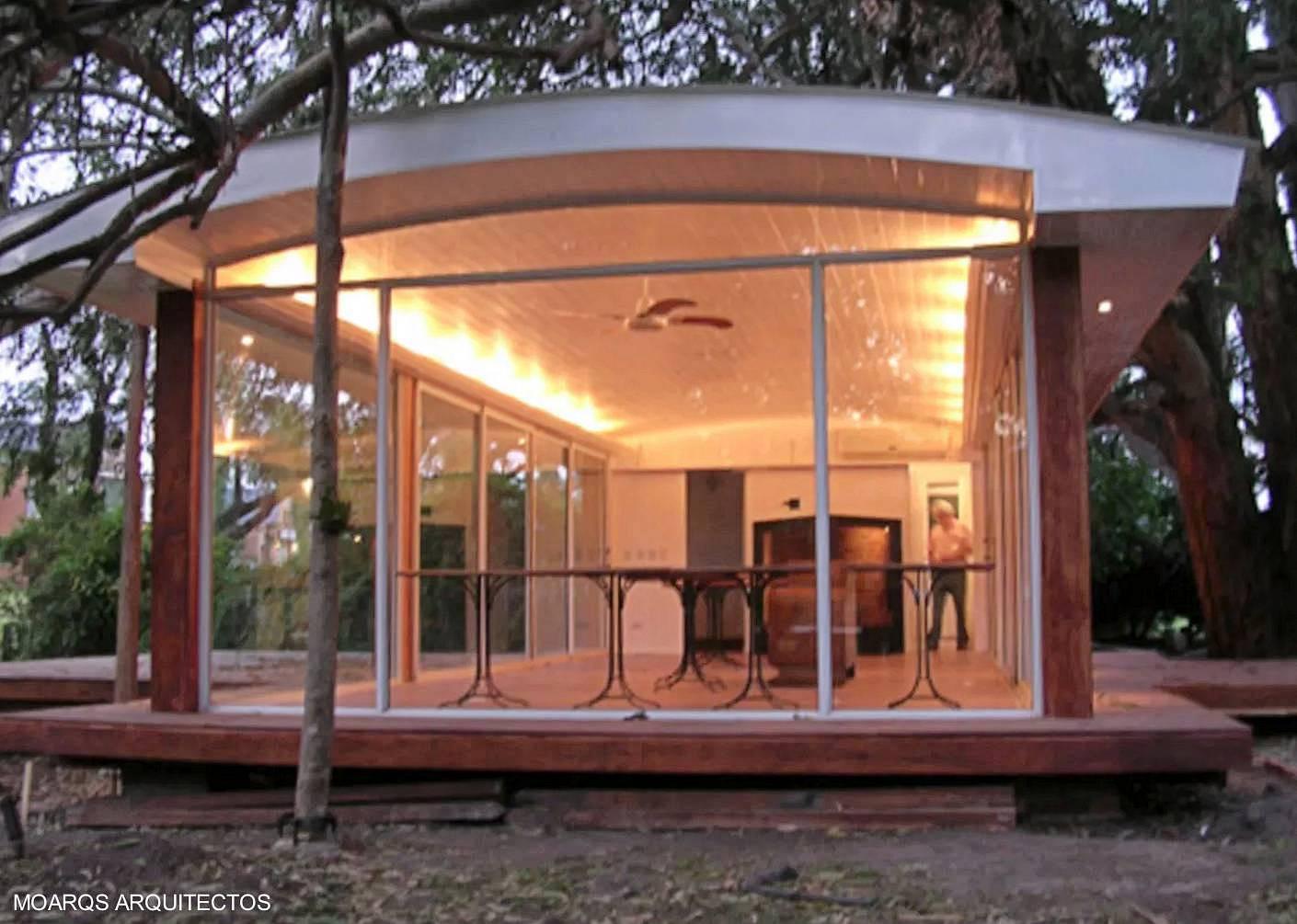 Sala De Estar Con Quincho ~ Arquitectura de Casas Modelos de quinchos para asados