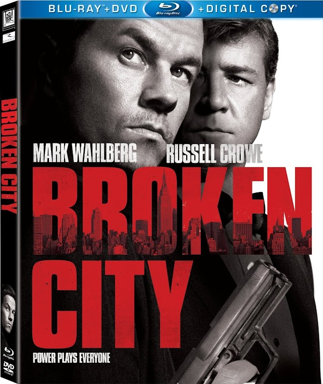 Broken City 2013 x264 720p Esub BluRay Dual Audio English Hindi THE GOPI SAHI