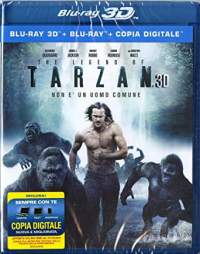 The Legend Of Tarzan 2016 3D HSBS Full Movies Hindi + Eng + Telugu + Tamil Download