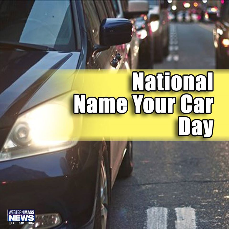 National Name Your Car Day Wishes Awesome Picture