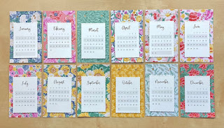 *Epic* Flowers for Every Season One Sheet Wonder Projects + Videos ~ Stampin' Up! Four Season Floral ~ www.juliedavison.com #stampinup #osw #onesheetwonder