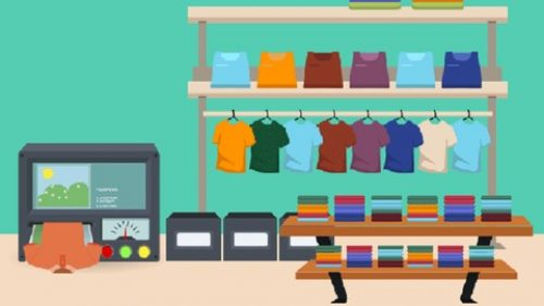 How To Start A T-Shirt Business Online FREE