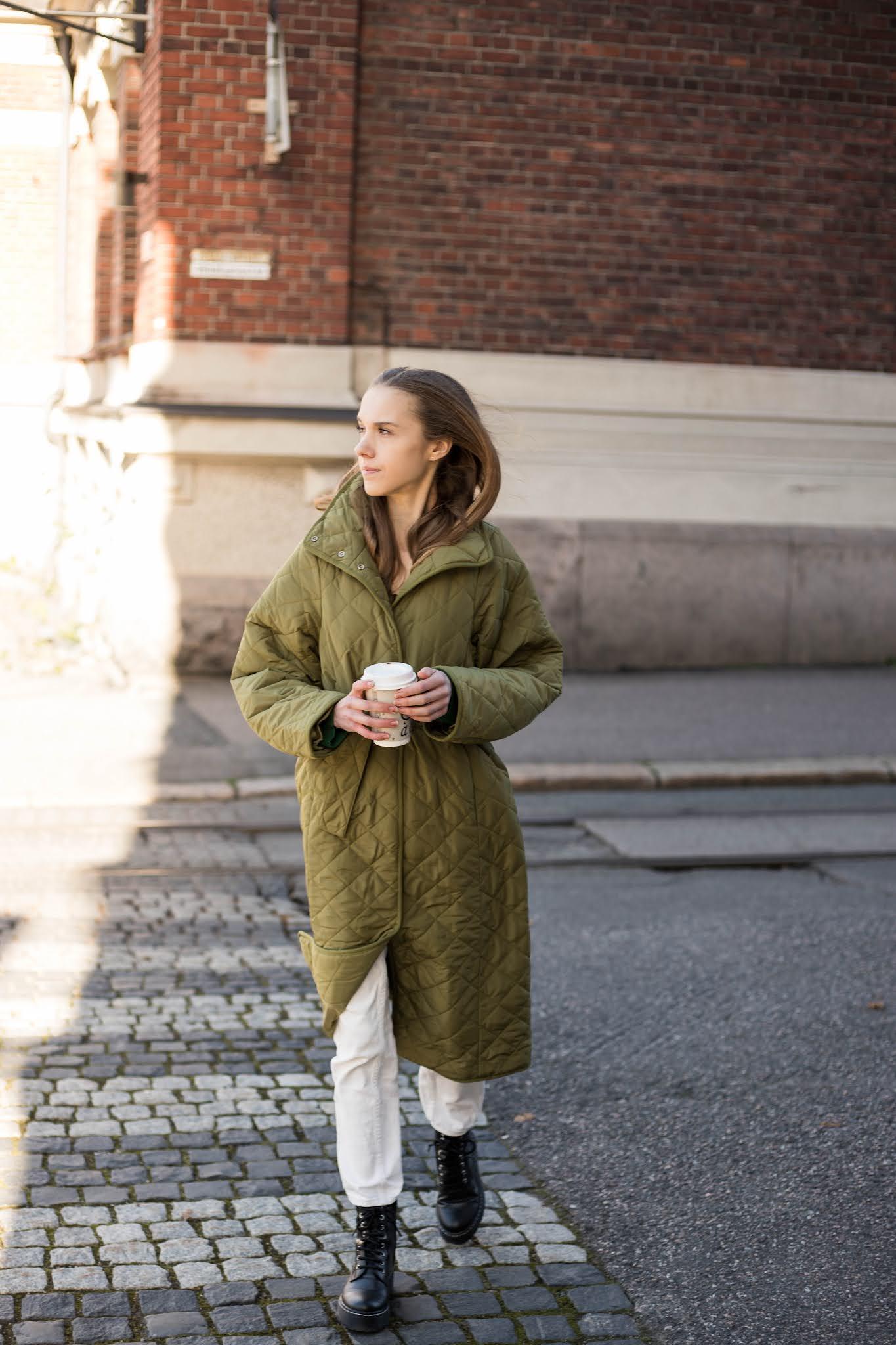 Syksyn ja talven trendikkäin takki // The trendiest coat for autumn and winter