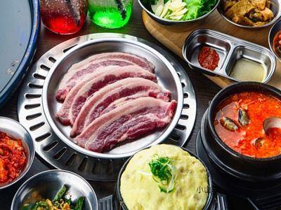 笨豬跳韓式烤肉