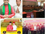 Paripurna DPRD Resmi Tetapkan Zukri - Nasarudin Bupati dan Wakil Bupati Palalawan Terpilih