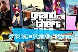 GTA VI Dikabarkan Akan Mengusung Latar Seperti Serial 'Narcos' di Netflix